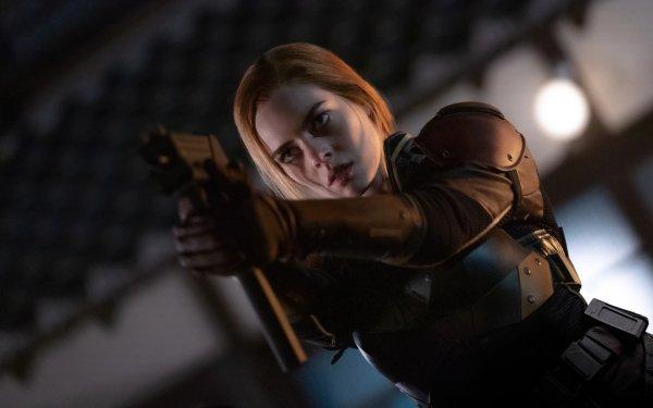 Movie Snake Eyes: G.I. Joe Origins Samara Weaving Scarlett HD Wallpaper   Background Image