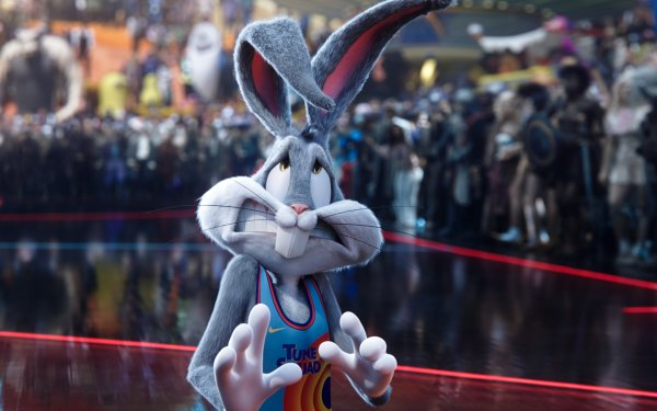 Movie Space Jam 2 Looney Tunes Bugs Bunny HD Wallpaper | Background Image