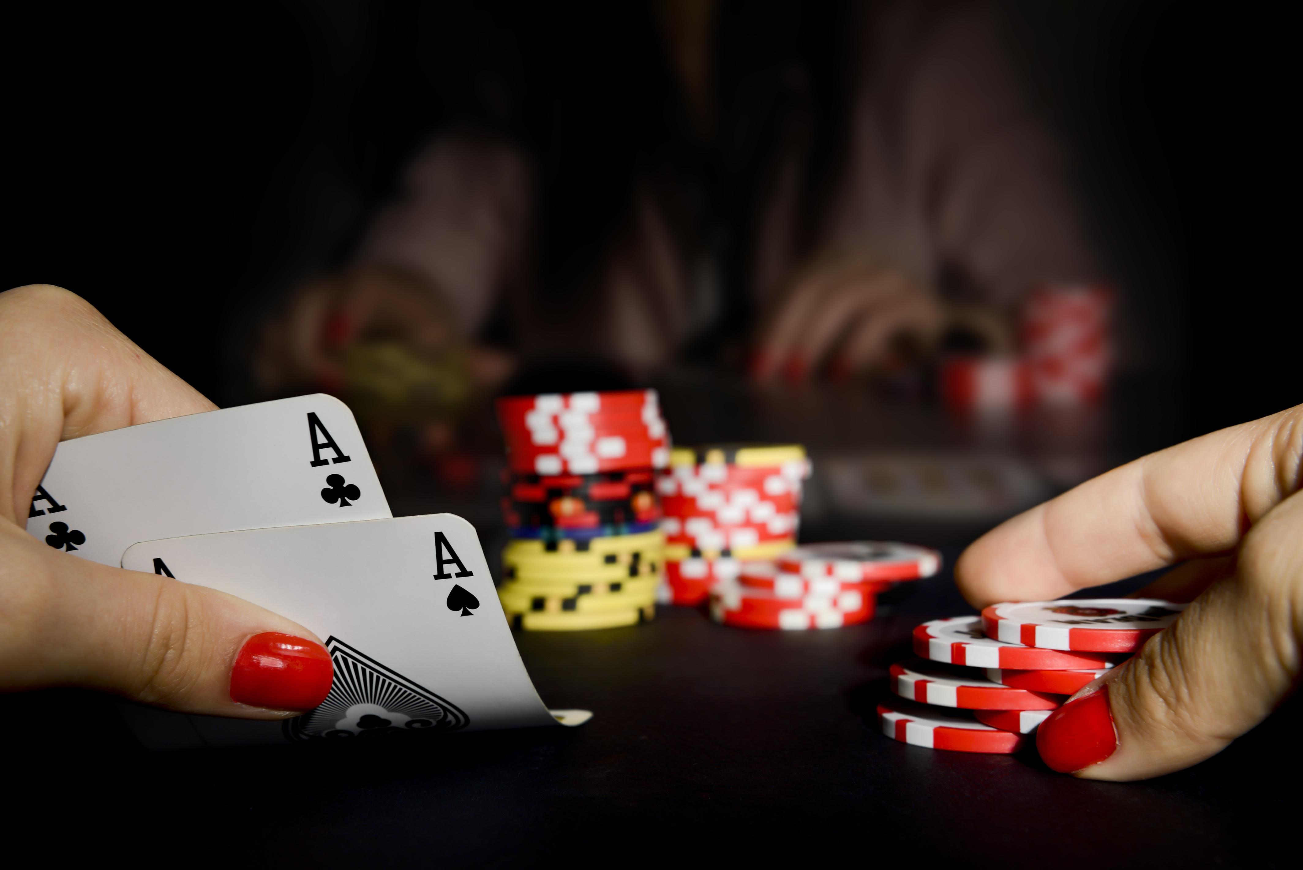 Poker 4k Ultra HD Wallpaper | Background Image | 4256x2841