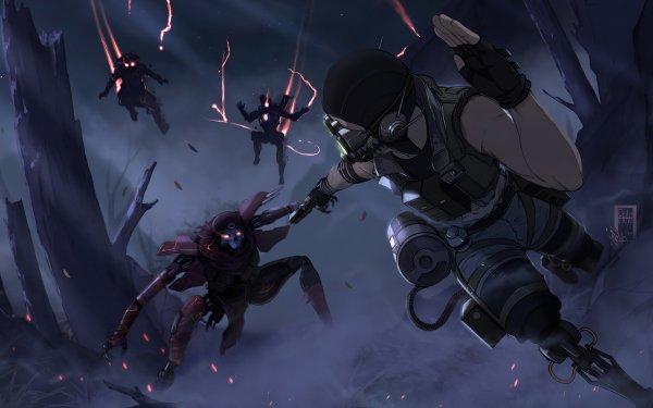 Video Game Apex Legends Octane Revenant HD Wallpaper | Background Image