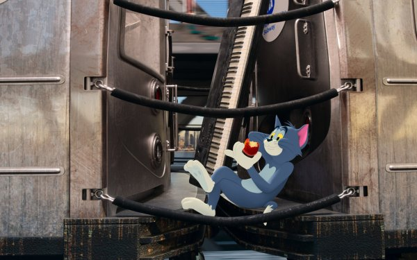 Movie Tom & Jerry Tom HD Wallpaper | Background Image