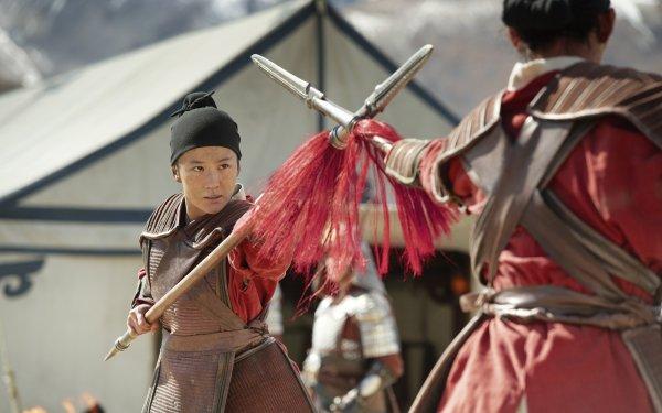 Movie Mulan (2020) Liu Yifei Hua Mulan HD Wallpaper | Background Image