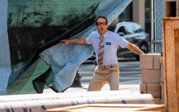 Movie Free Guy Ryan Reynolds HD Wallpaper | Background Image