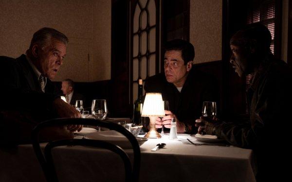 Movie No Sudden Move Benicio del Toro Don Cheadle Ray Liotta HD Wallpaper | Background Image