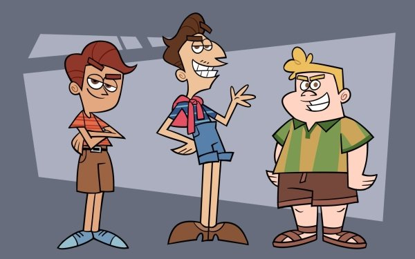 Movie Crossover Luca The Fairly OddParents HD Wallpaper | Background Image