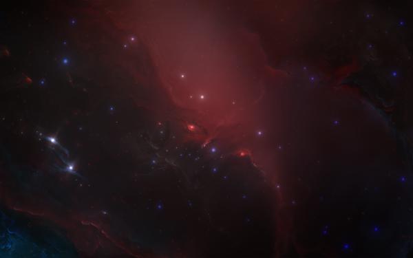 Sci Fi Nebula Space HD Wallpaper | Background Image