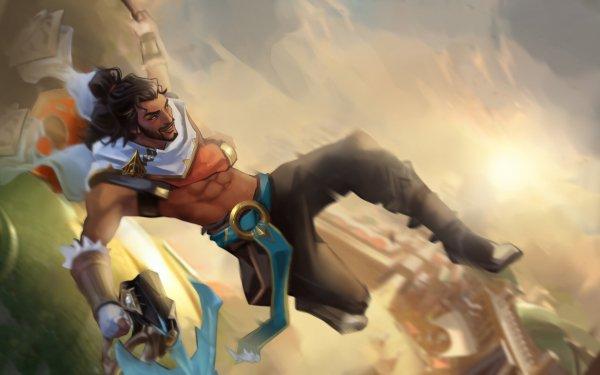 Videojuego League Of Legends Akshan Fondo de pantalla HD | Fondo de Escritorio