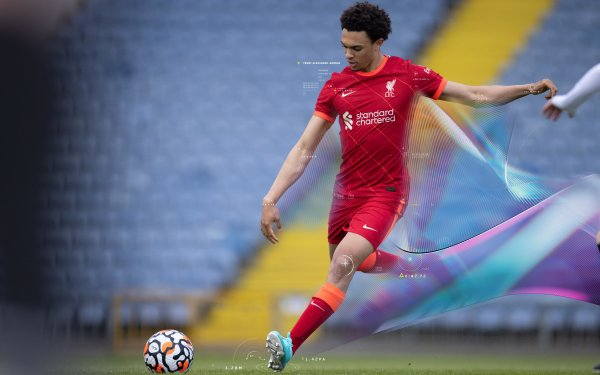 Video Game FIFA 22 Trent-Alexander Arnold HD Wallpaper | Background Image