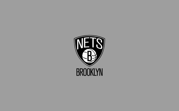 Sports Brooklyn Nets Basketball Badge Crest Emblem Logo NBA HD Wallpaper | Background Image
