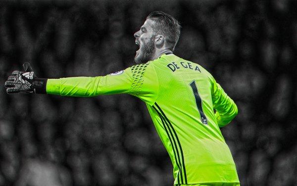 Sports David de Gea Soccer Player Manchester United F.C. HD Wallpaper | Background Image