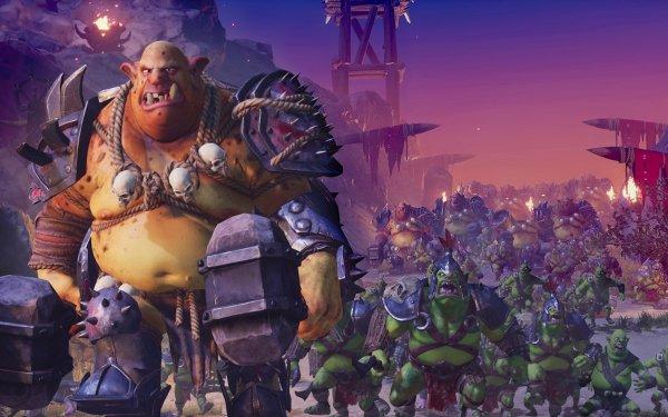 Video Game Orcs Must Die! 3 HD Wallpaper | Background Image