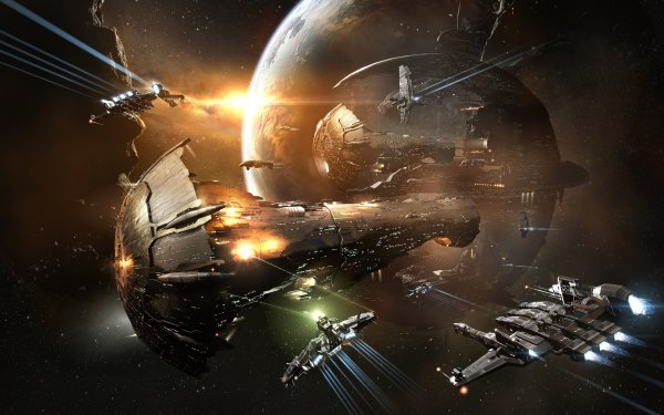 Video Game EVE Online HD Wallpaper | Background Image