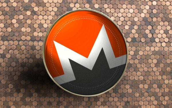 Technology Cryptocurrency Logo Monero HD Wallpaper   Background Image