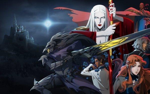 Anime Castlevania Camilla HD Wallpaper | Background Image