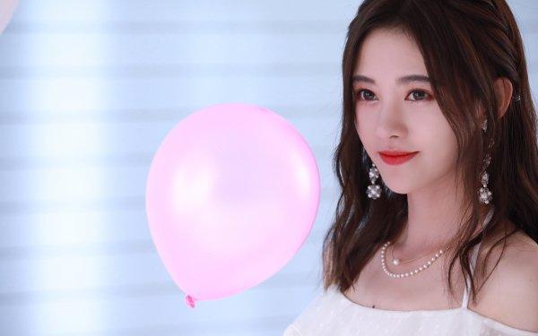 Music Ju Jingyi Singers China HD Wallpaper | Background Image