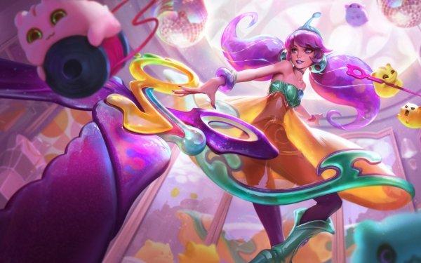 Videojuego League Of Legends Gwen Fondo de pantalla HD | Fondo de Escritorio