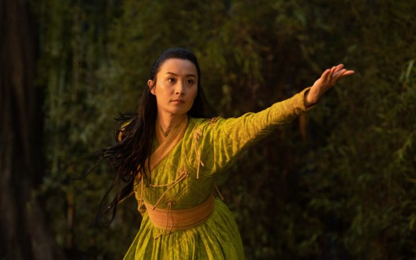 Movie Shang-Chi and the Legend of the Ten Rings Fala Chen Jiang Li HD Wallpaper | Background Image