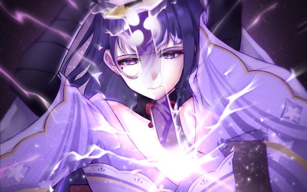 Video Game Genshin Impact Baal Raiden Shogun HD Wallpaper   Background Image