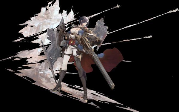 Anime Azur Lane Ark Royal HD Wallpaper   Background Image