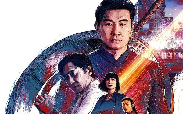 Movie Shang-Chi and the Legend of the Ten Rings Simu Liu Shang-Chi Tony Leung Chiu-Wai Wenwu Awkwafina Meng'er Zhang Xialing HD Wallpaper | Background Image
