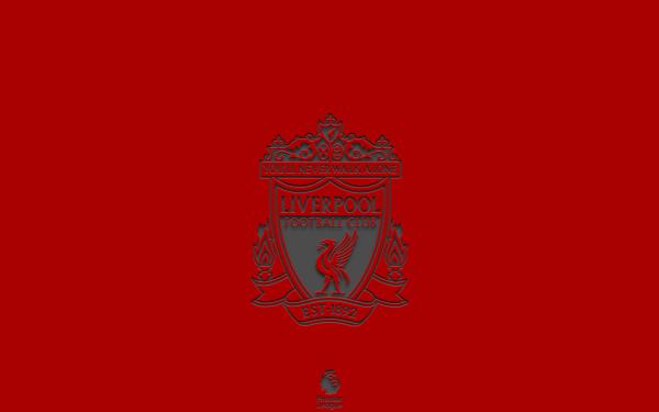 Sports Liverpool F.C. Soccer Club Logo Emblem HD Wallpaper | Background Image