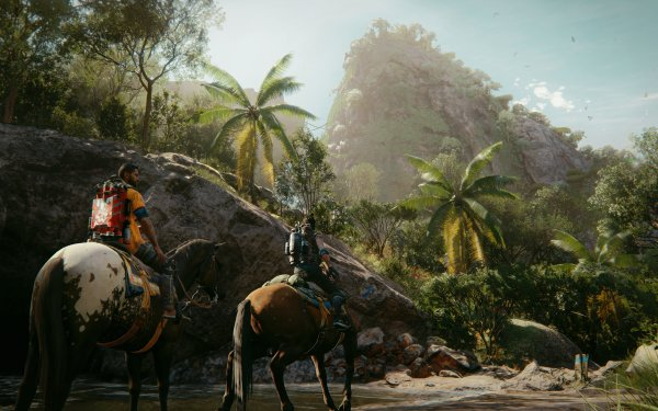 Video Game Far Cry 6 Far Cry Dani Rojas HD Wallpaper   Background Image