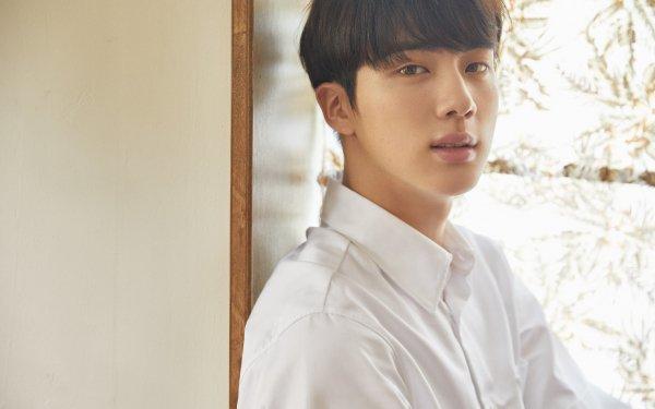 Música BTS Jin Singer K-Pop Fondo de pantalla HD | Fondo de Escritorio