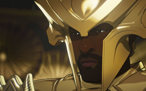 TV Show What If...? Heimdall HD Wallpaper | Background Image