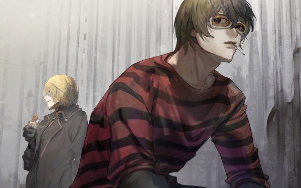 Anime Death Note Mello Matt HD Wallpaper | Background Image