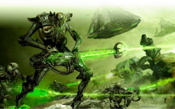 Sci Fi - Robot Wallpapers and Backgrounds ID : 298734
