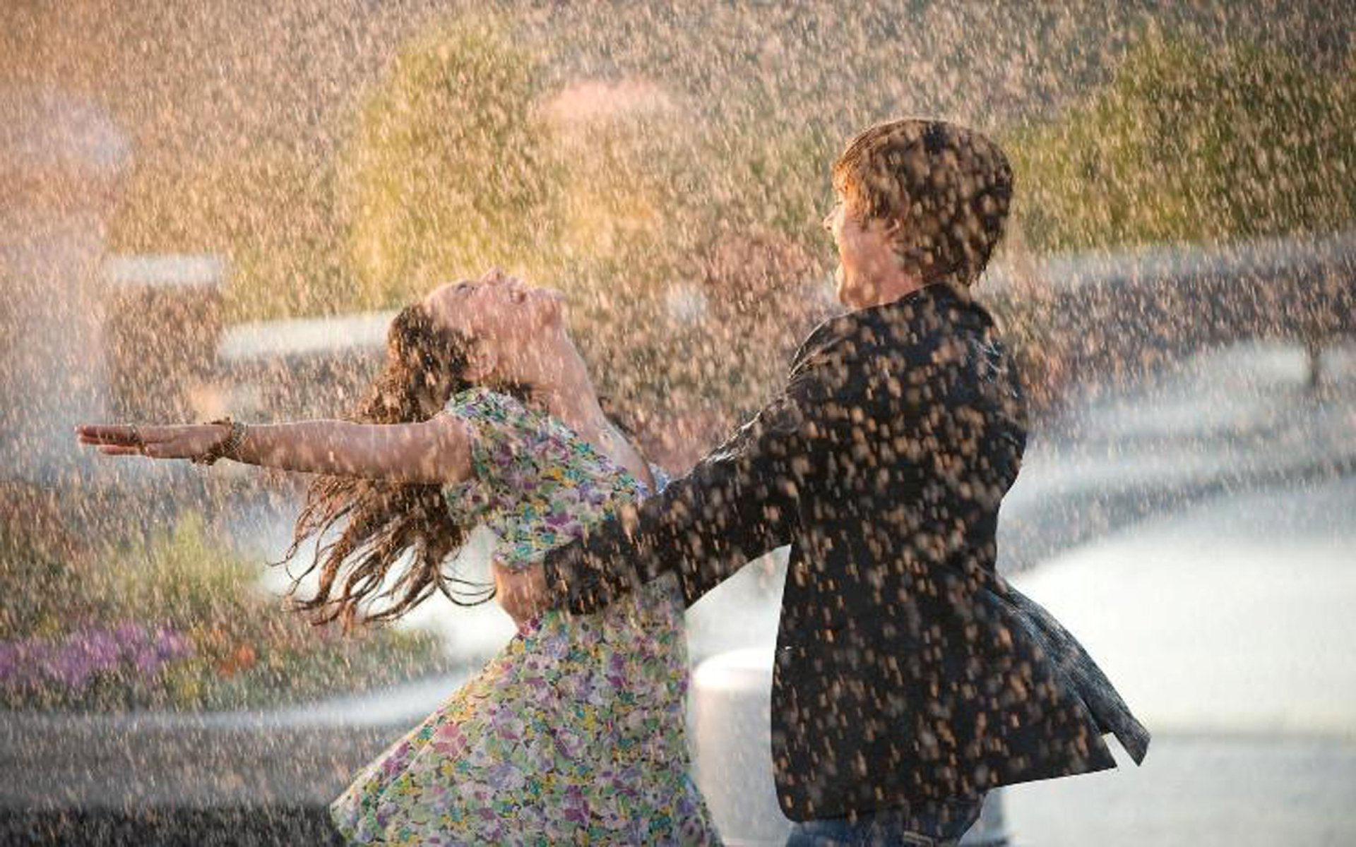 Photography - Rain  Love Romantic People Wallpaper