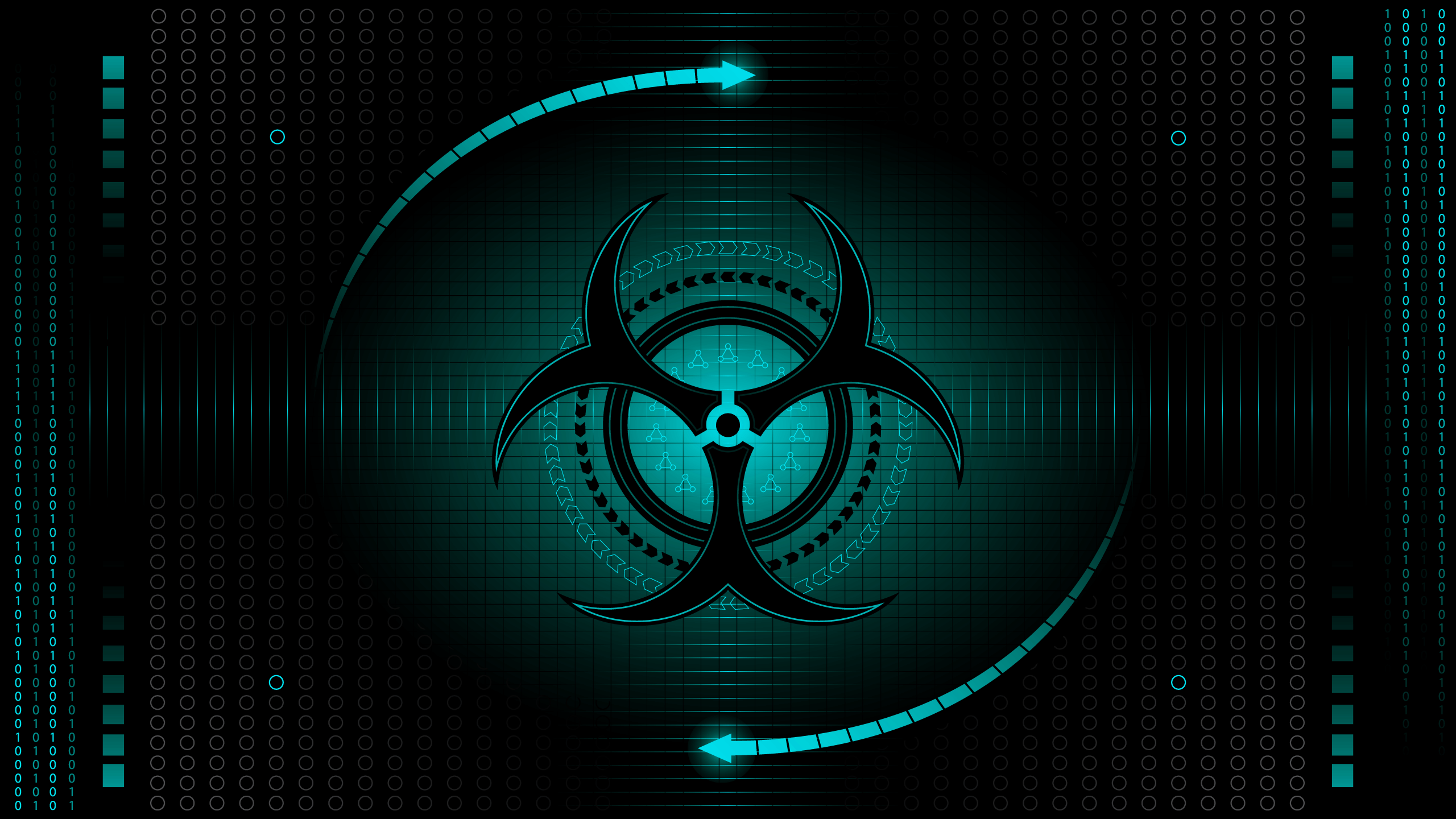 Sci Fi - Biohazard Wallpaper