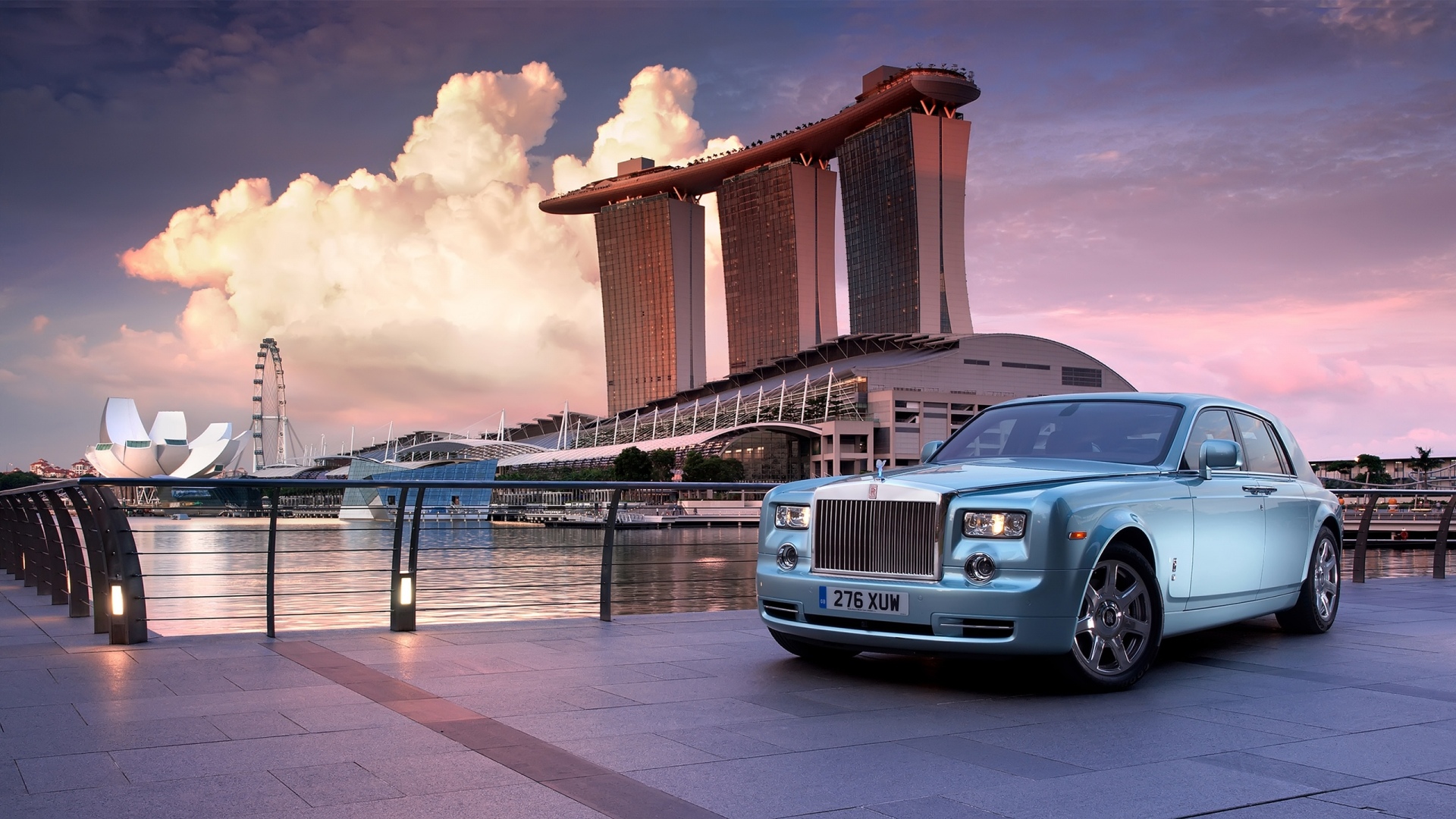 rolls royce phantom full hd wallpaper and background image