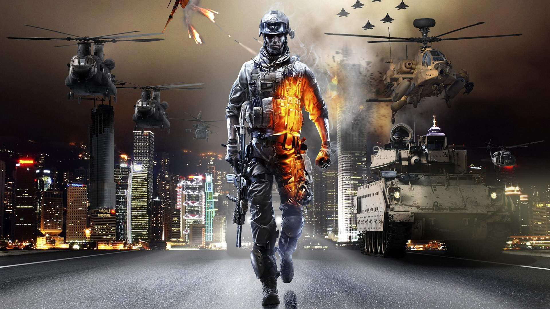 battlefield 3 full hd wallpaper and background image | 1920x1080