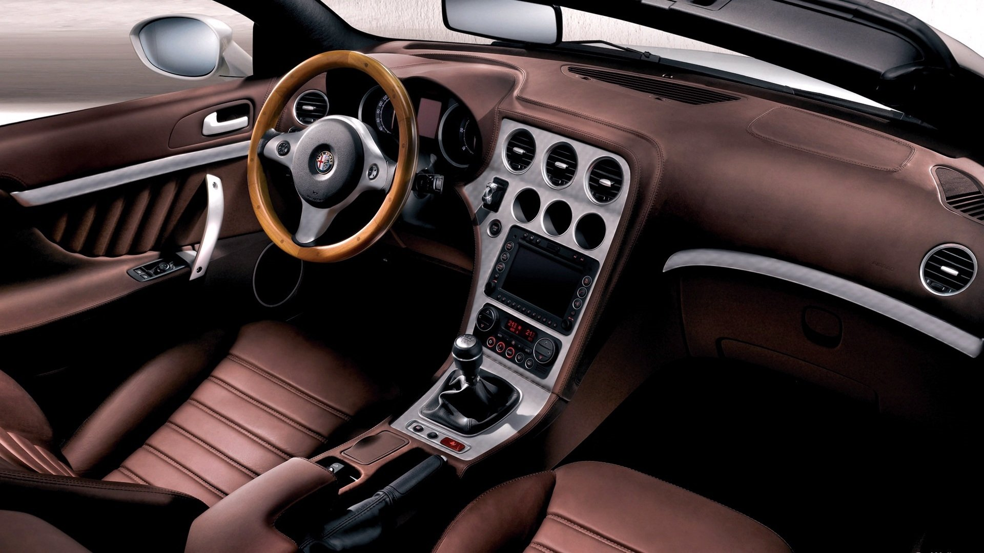 Vehicles - Alfa Romeo  Wallpaper