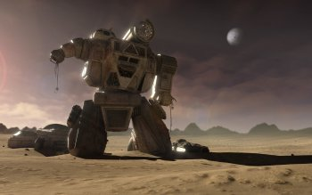 Sci Fi - Robot Wallpapers and Backgrounds ID : 300074