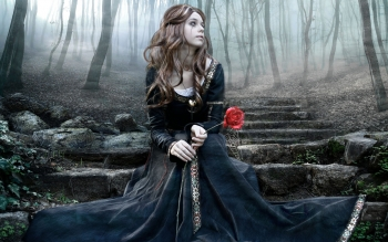 Women - Gothic Wallpapers and Backgrounds ID : 300226