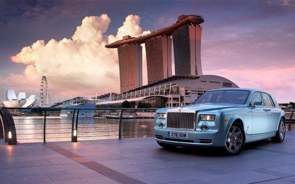 Véhicules Rolls-Royce Phantom  Rolls Royce Voiture Rolls-Royce Fond d'écran HD   Image
