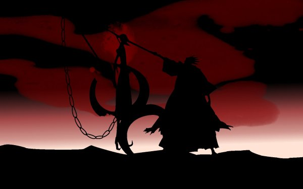 Anime Bleach Kenpachi Zaraki Nnoitra Gilga HD Wallpaper | Background Image