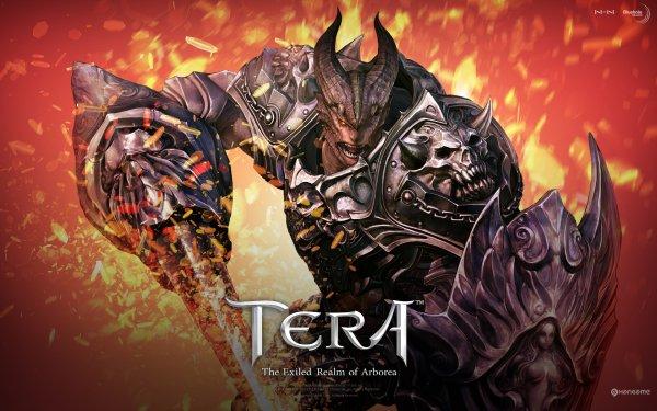 Video Game Tera HD Wallpaper   Background Image