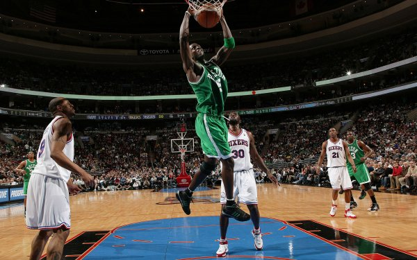 Sports Boston Celtics Basketball Kevin Garnett HD Wallpaper | Background Image