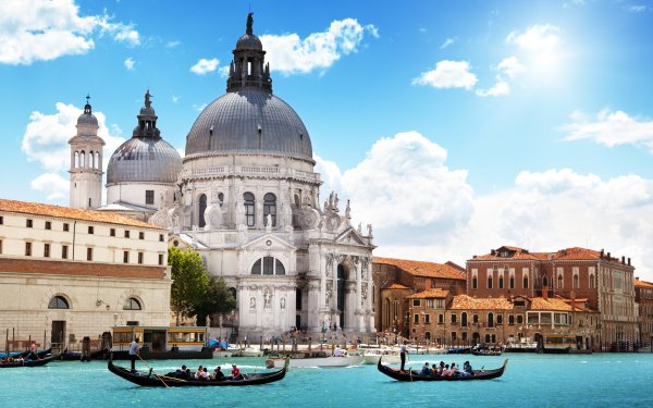 Man Made Building Buildings Architecture Place Venice Italy HD Wallpaper | Background Image