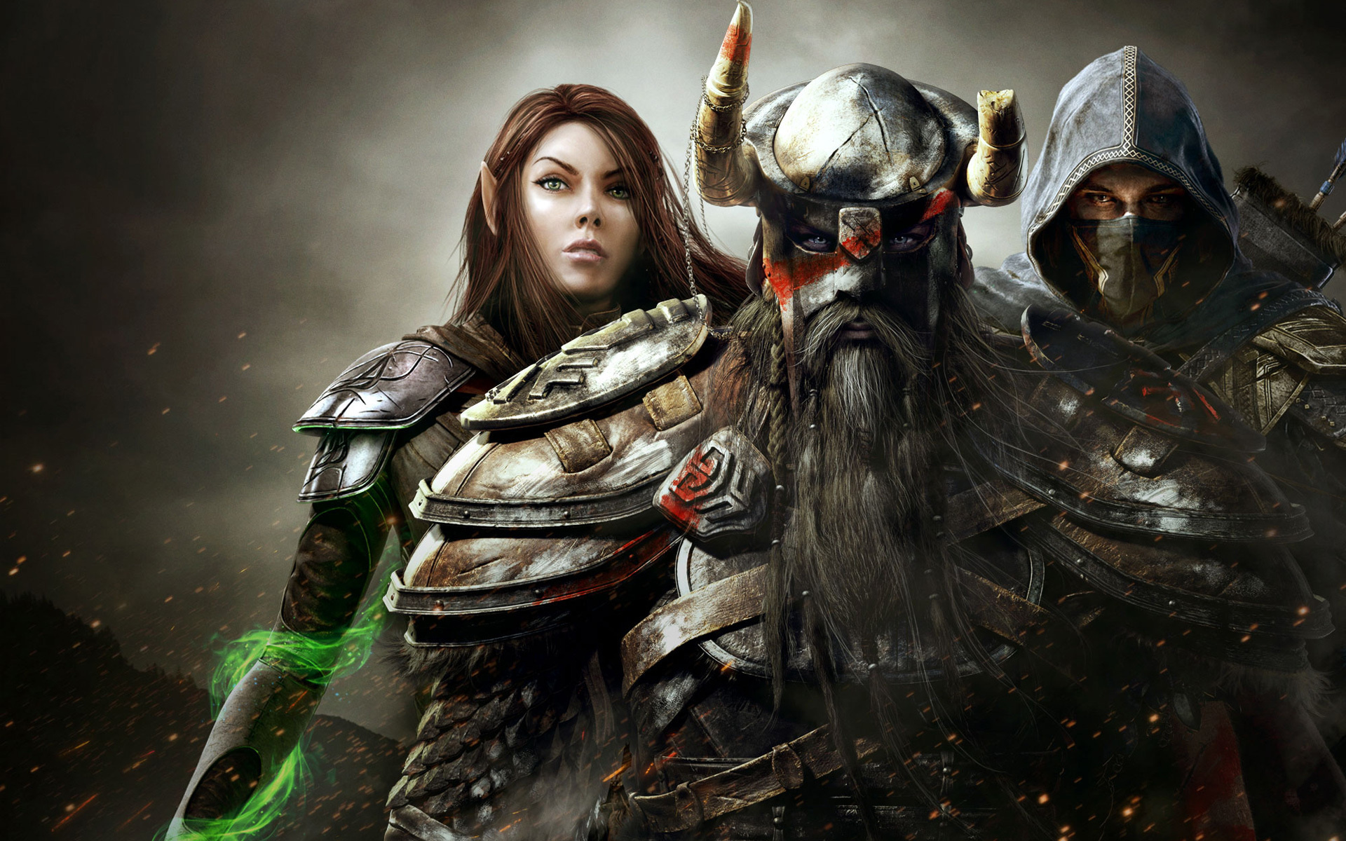 Elder Scrolls 6 Wallpaper: The Elder Scrolls Online Full HD Wallpaper And Background