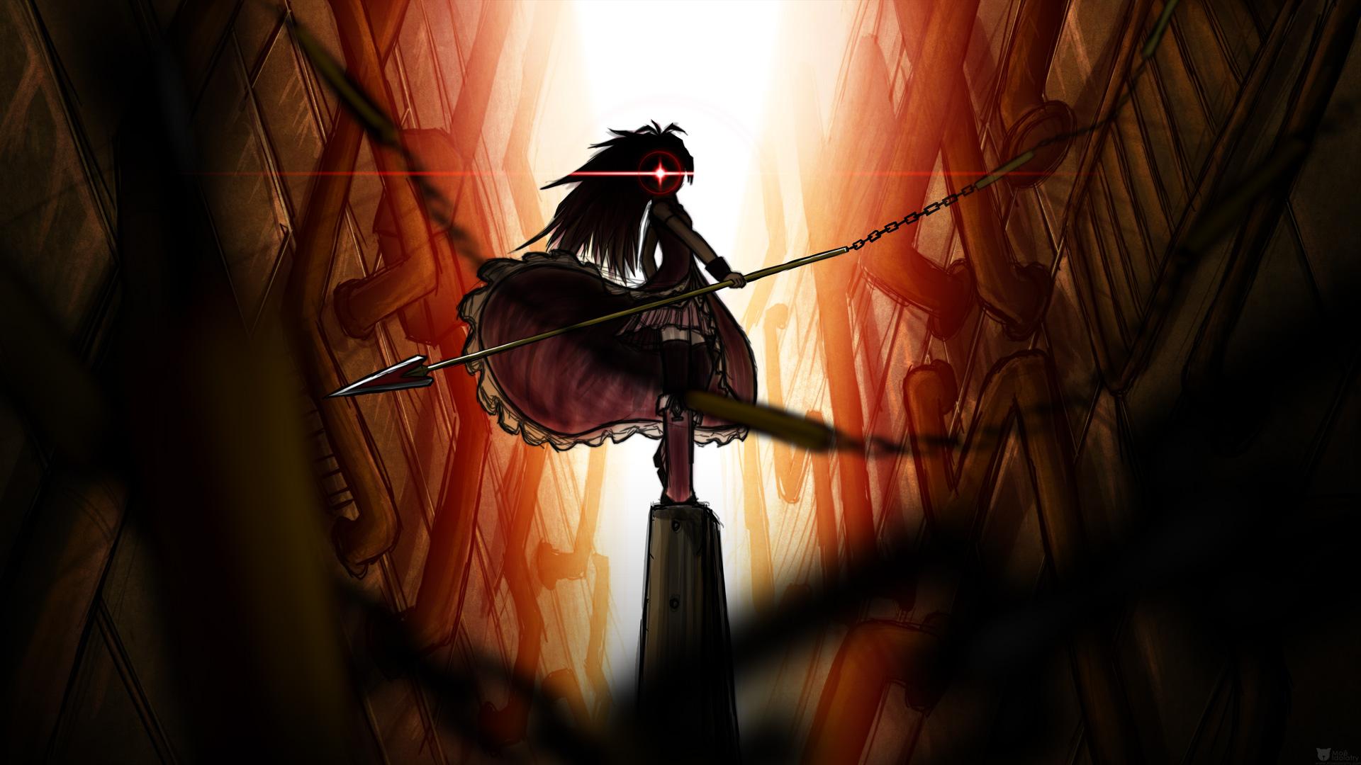 Puella Magi Madoka Magica HD Wallpaper   Background Image ...