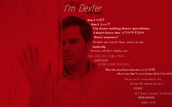 TV-program - Dexter Wallpapers and Backgrounds ID : 301516