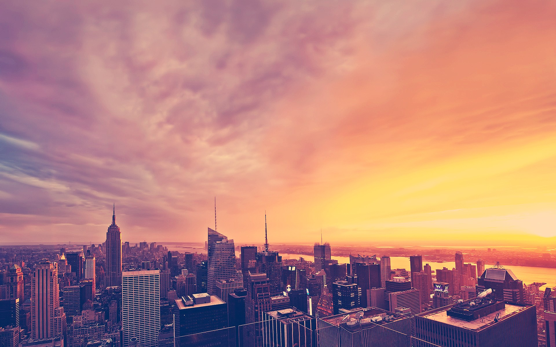 nyc Full HD Wallpaper and Background Image | 1920x1200 ...