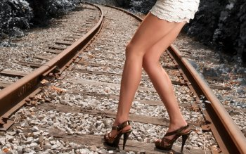 Women - Legs Wallpapers and Backgrounds ID : 302008