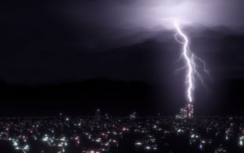 Photography - Lightning Wallpapers and Backgrounds ID : 302338