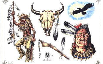Artistic - Native American Wallpapers and Backgrounds ID : 302628