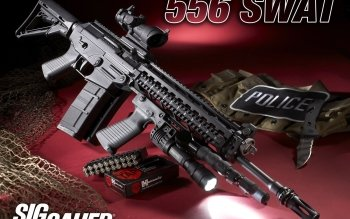 Weapons - Assault Rifle Wallpapers and Backgrounds ID : 302898